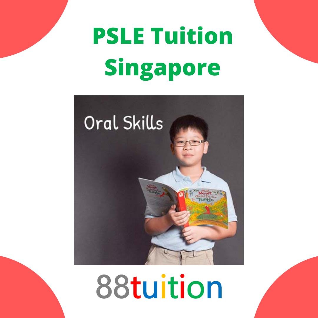 PSLE English Oral - A Practical Guide For Students